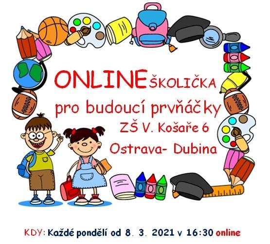 Online školička